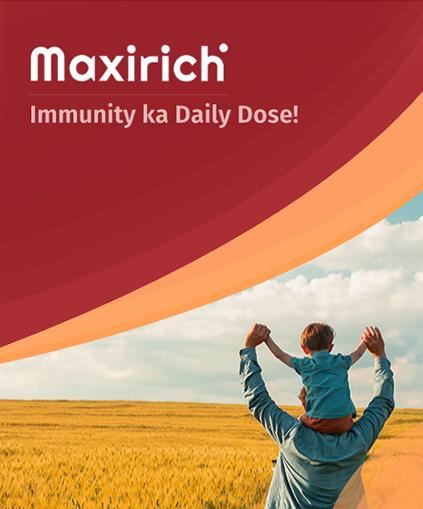 Maxirich - Immunity Ka Daily Dose